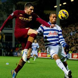 QPR 0 Manchester City 0 - match report