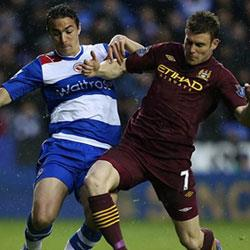Reading 0 Manchester City 2 - match report
