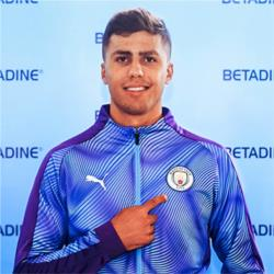 City confirm signing of Rodri for club-record fee