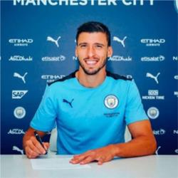 City complete signing of Ruben Dias from Benfica