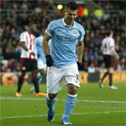 Sunderland 0 Manchester City 1 - match report