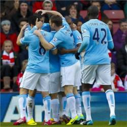 Southampton 1 Manchester City 1 - match report