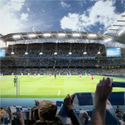Club announce stadium expansion plans