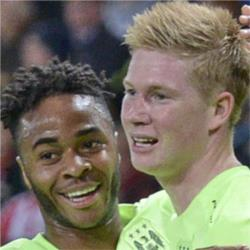 De Bruyne vs Sterling: a comparison