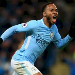 Raheem Sterling is the Bluemoon Player of the Month for April