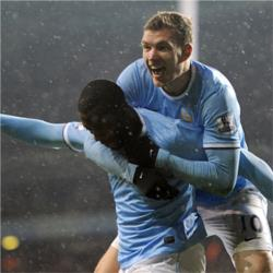 Tottenham Hotspur 1 Manchester City 5 - match report