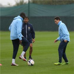 MCFC Training Report 12/09/2013