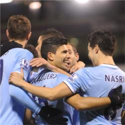 West Bromwich Albion 2 Manchester City 3 - match report