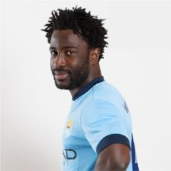 City sign Wilfried Bony for £25m