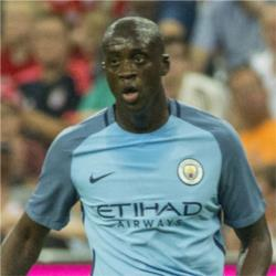 Yaya Toure excluded from Champions League squad