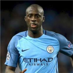 Yaya Toure named as Bluemoon Player of the Month for December