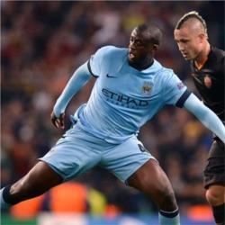 Toure left out of squad for Champions League qualifier