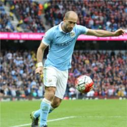 Media round-up: Zabaleta linked with summer move to Italy