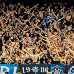 Dinamo Zagreb and City charged by UEFA