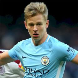Will Oleksandr Zinchenko Make The Grade At Manchester City